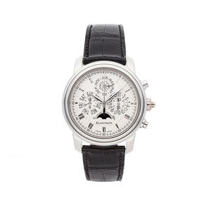Blancpain Villeret Perpetual Calendar 6057-1542-55B