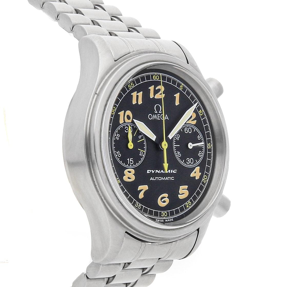 Omega Dynamic Chronograph III 5240.50.00