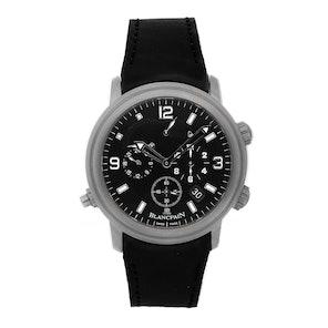 Blancpain Léman Réveil GMT 2041-1230N-64B