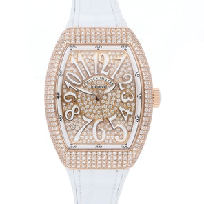 Franck Muller Vanguard Lady 35 V SC AT 5N FO D CD BC