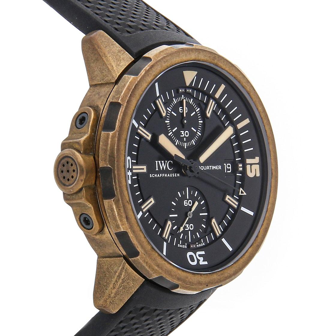 "IWC Aquatimer Chronograph ""Expedition Charles Darwin"" IW3795-03"