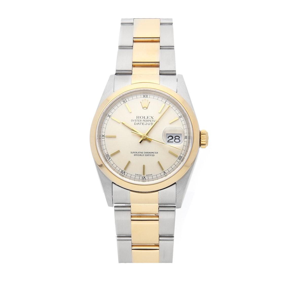 Rolex Datejust 16203