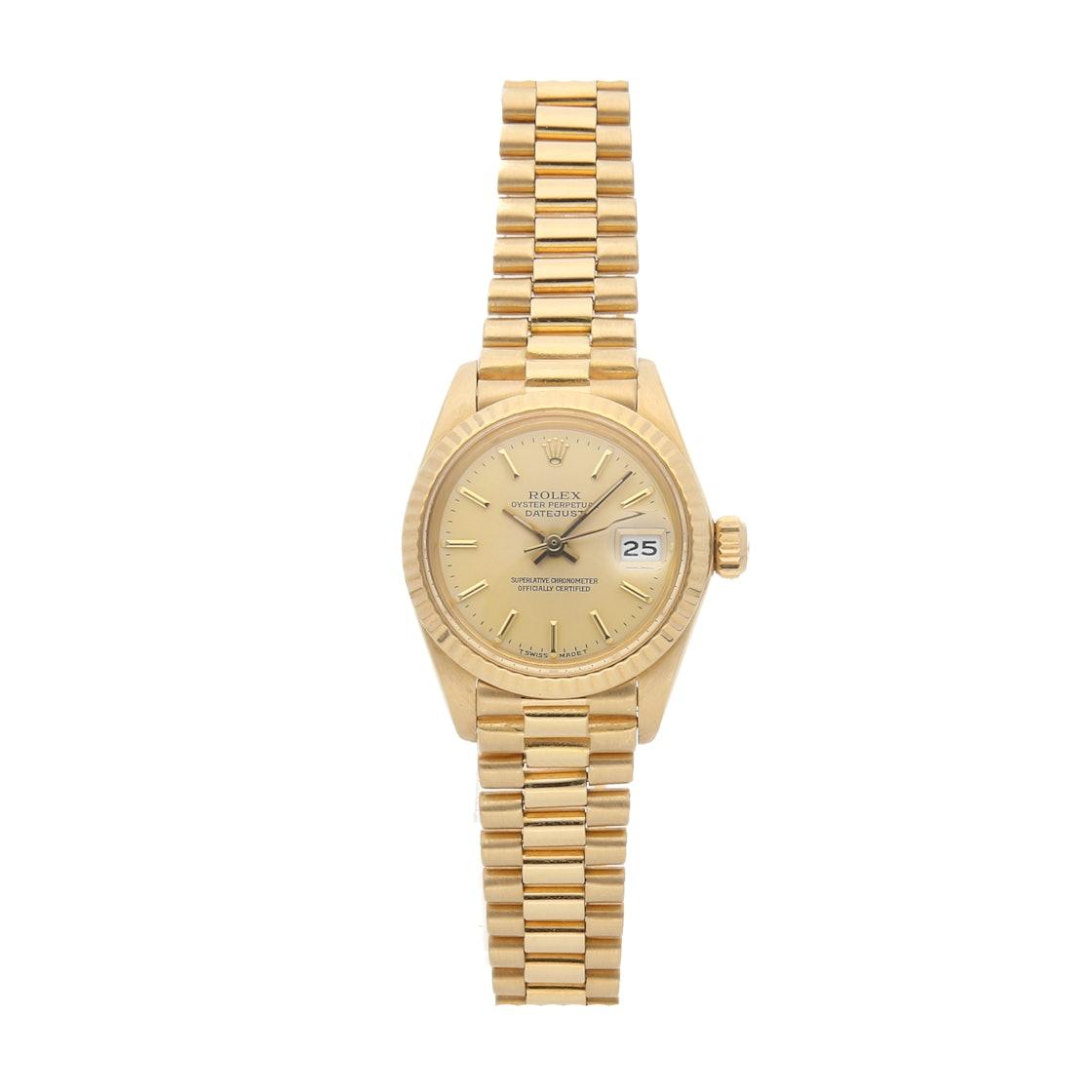Rolex Datejust 6917/8