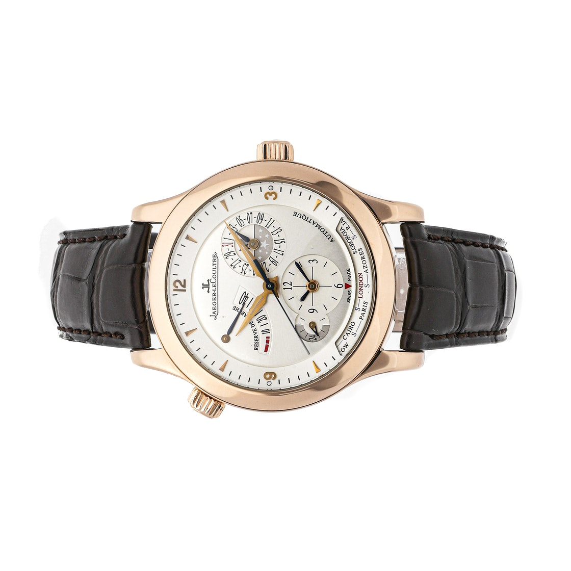 Jaeger-LeCoultre Master Geographic Q1502420