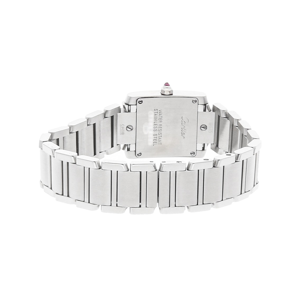 Cartier Tank Francaise Small Model W51028Q3