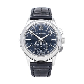 Patek Philippe Complications Annual Calendar Chronograph 5905P-001
