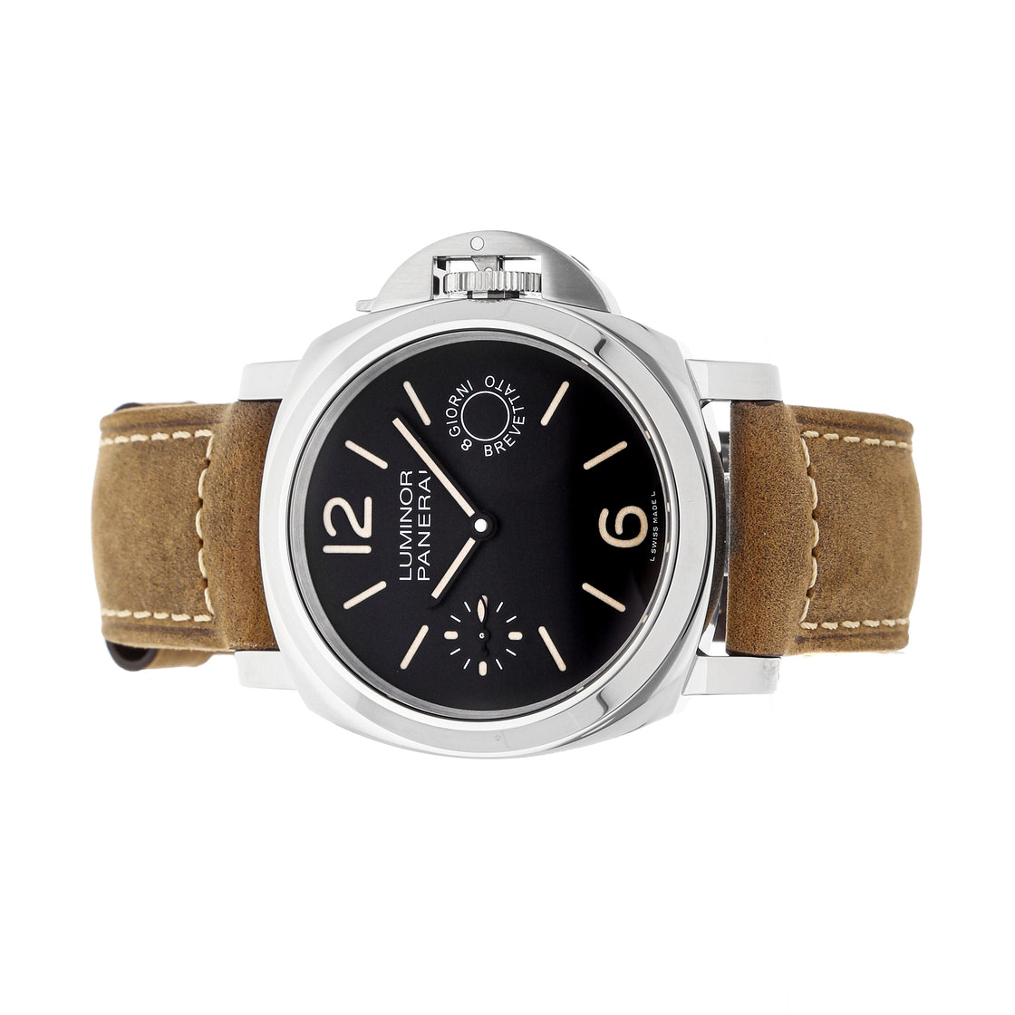 Panerai Luminor Marina 8-Days Acciaio PAM 590