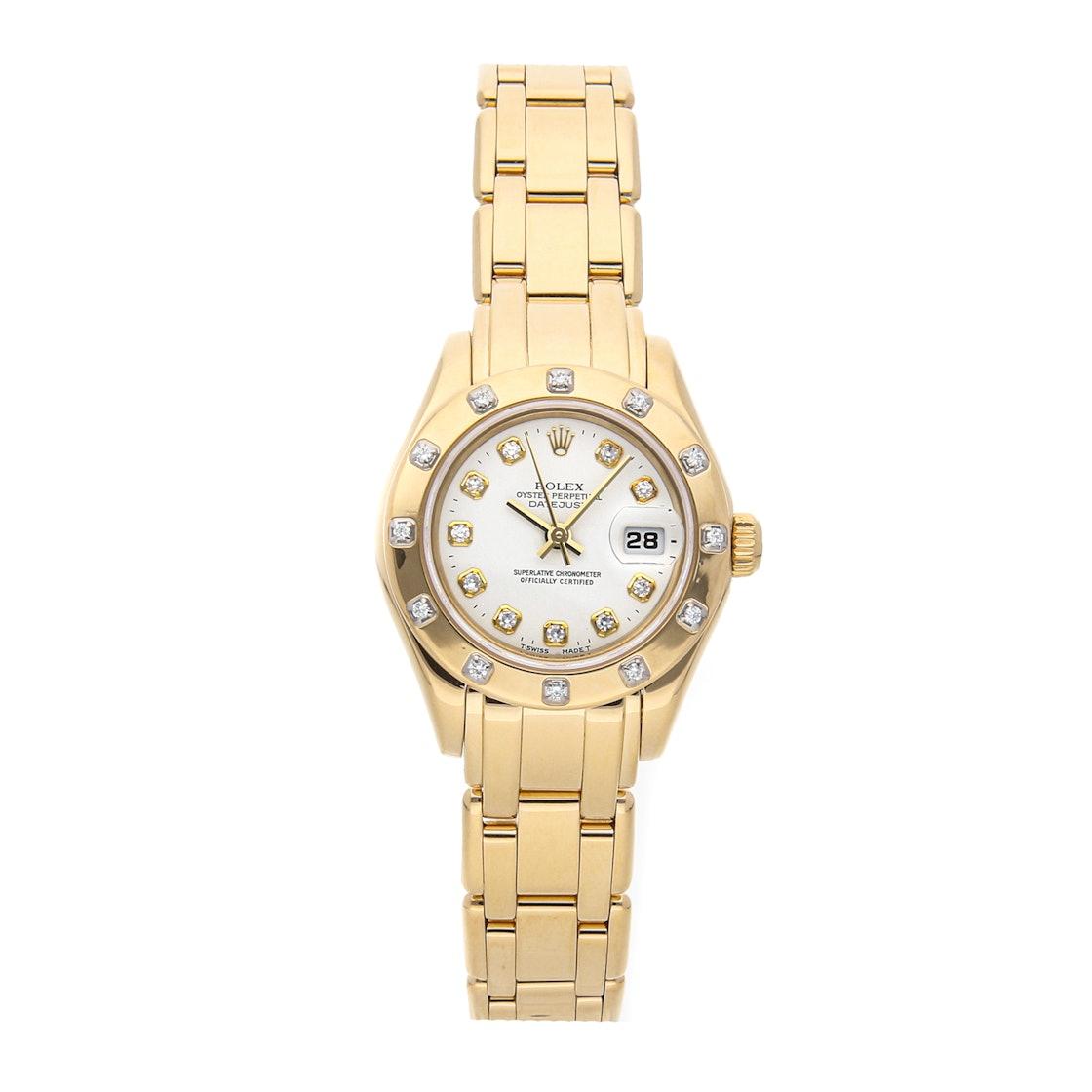Rolex Datejust 69318