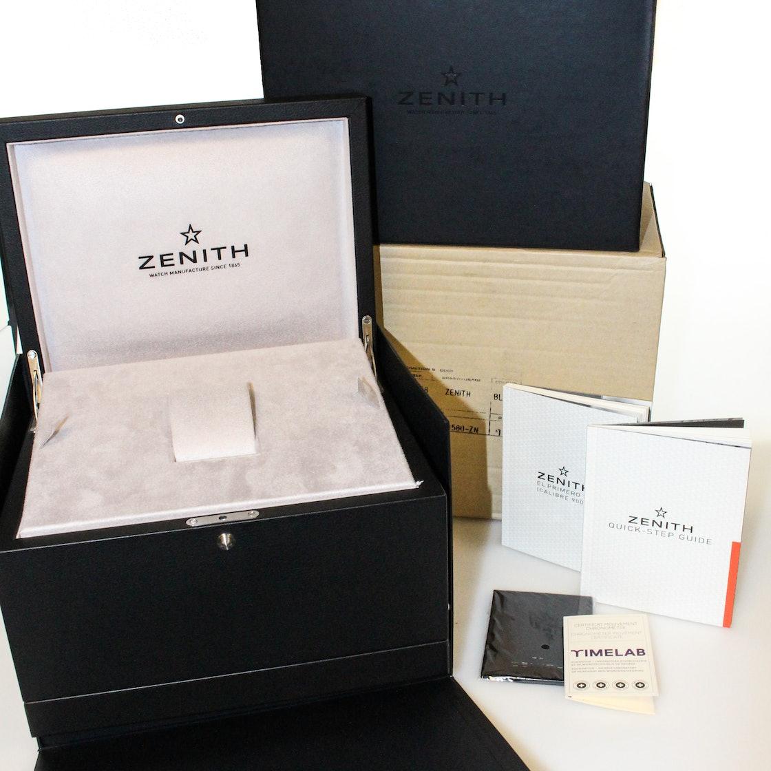 Zenith Defy El Primero 21 Chronograph 95.9000.9004/78.R582