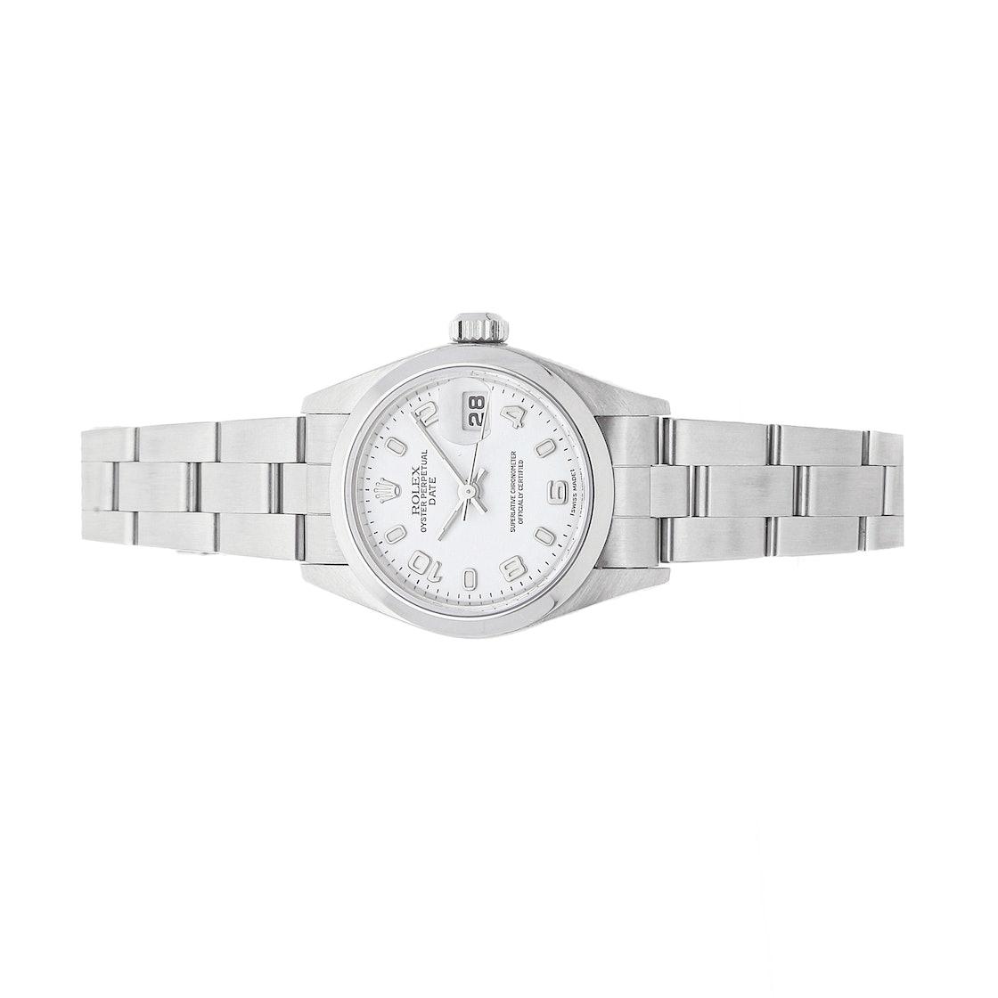 Rolex Oyster Perpetual Date 79160