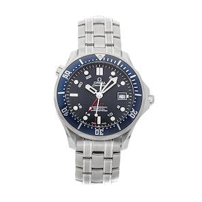 Omega Seamaster Diver 300m GMT 2535.80.00