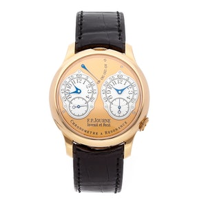F.P. Journe Chronometre a Resonance RG RESONANCE 40M