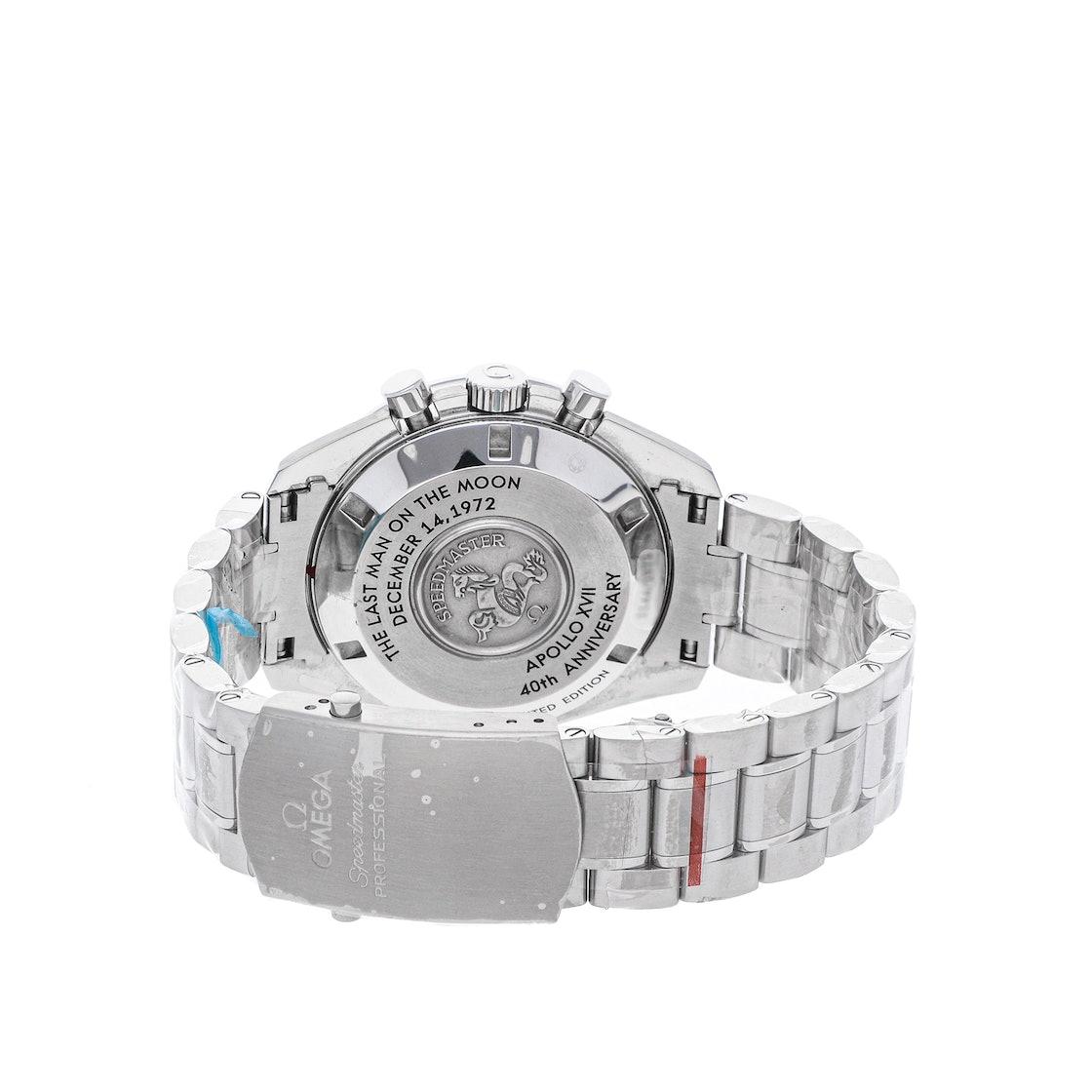 Omega Speedmaster Moonwatch Apollo XVII Anniversary Limited Edition 311.30.42.30.99.002