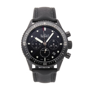 Blancpain Fifty Fathoms Bathyscaphe Flyback Chronograph 5200-0130-B52A