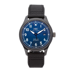 "IWC Pilot's Watch Mark XVIII Edition ""Laureus Sport For Good Foundation"" IW3247-03"