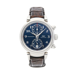 "IWC Da Vinci Chronograph ""Laureus Sport for Good Foundation"" Limited Edition IW3934-02"