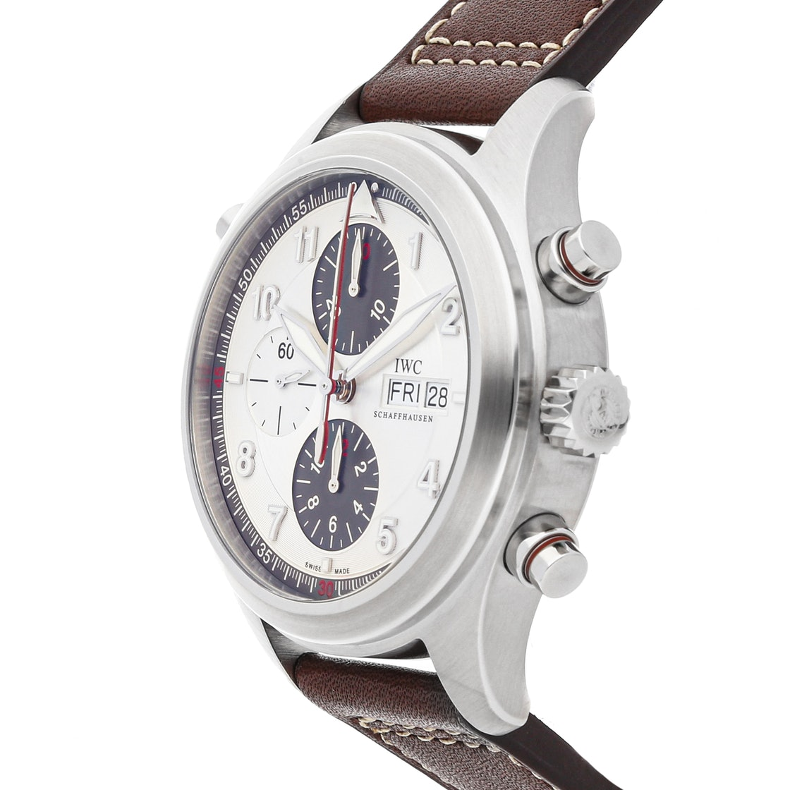 IWC Pilot's Watch Spitfire Double Chronograph IW3718-06