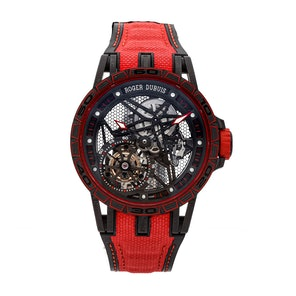 New Roger Dubuis Excalibur Spider Skeleton Flying Tourbillon Limited Edition DBEX0572