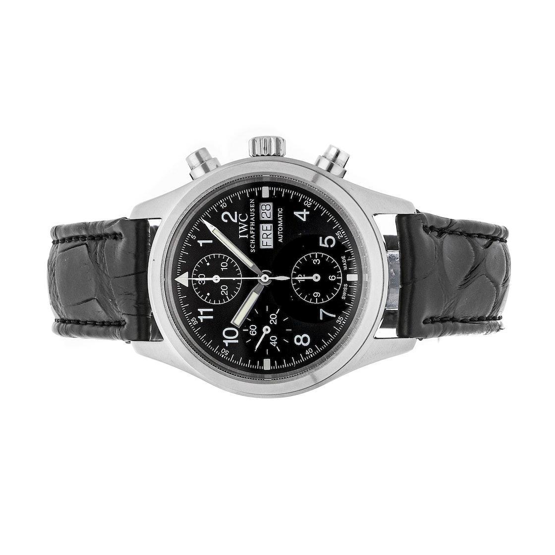IWC Pilot's Chronograph IW3706