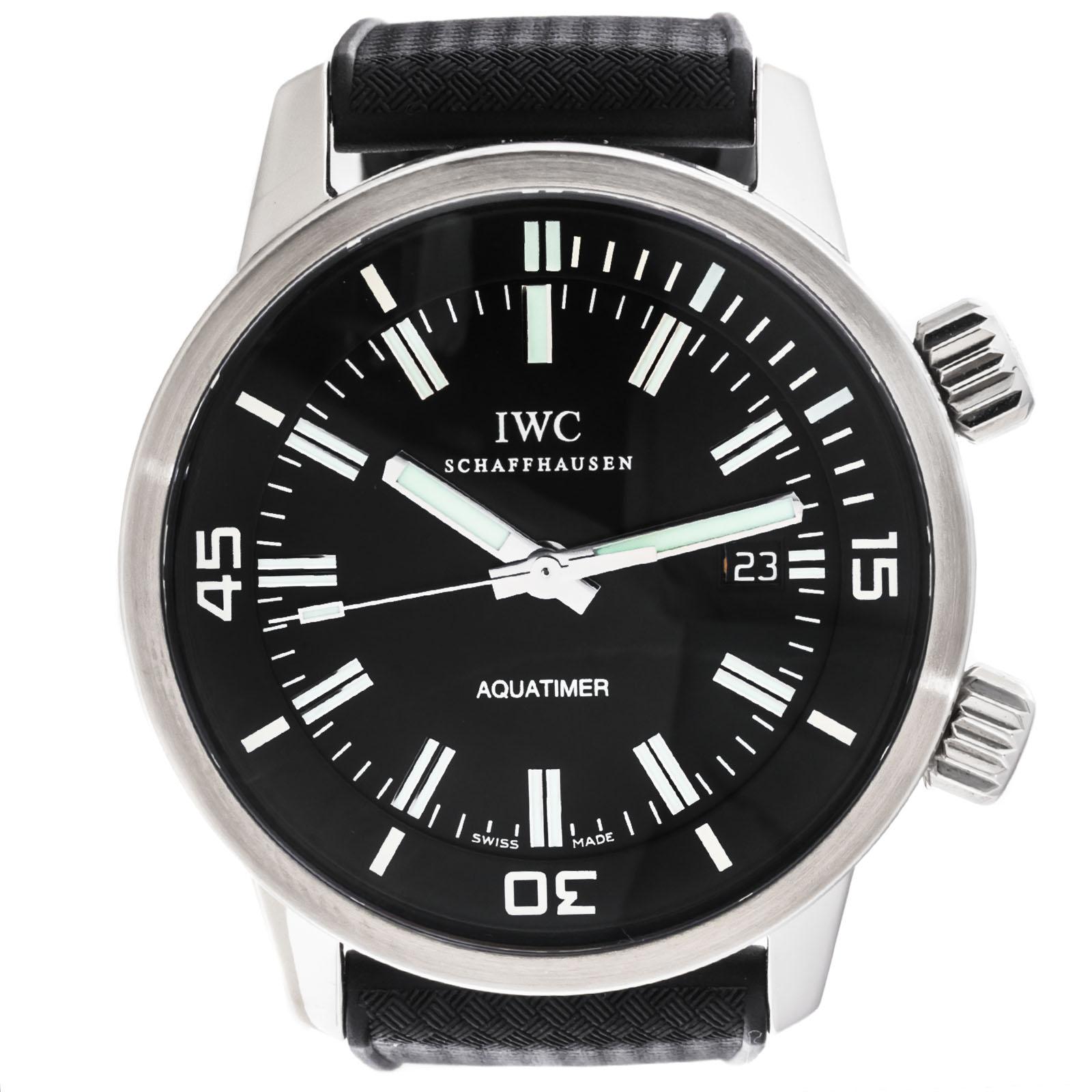 IWC Aquatimer Vintage IW3231-01