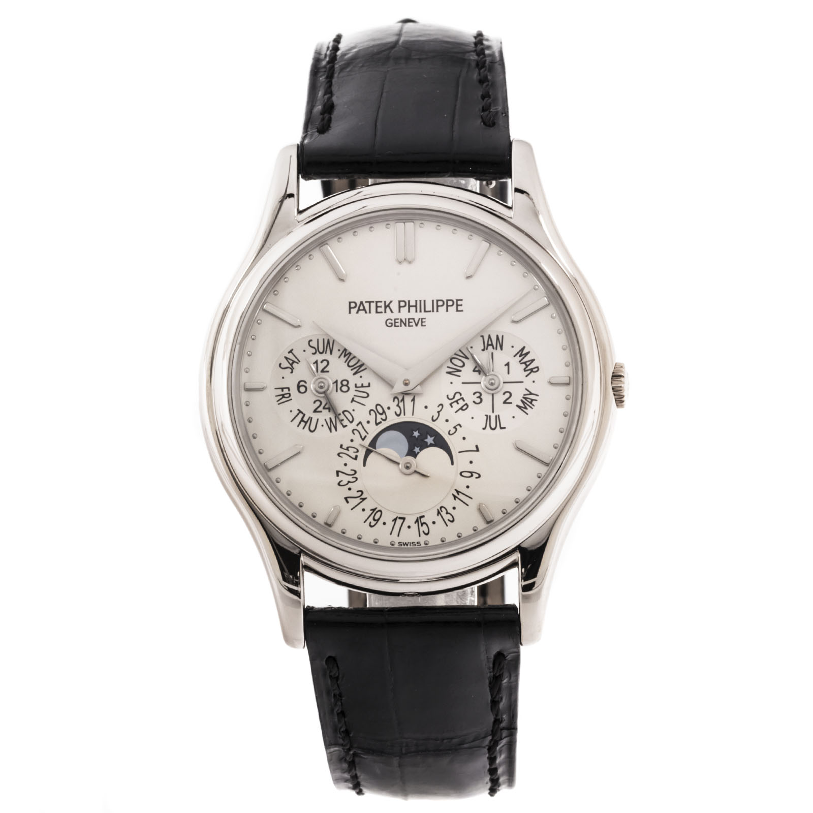 "Patek Philippe Grand Complications Perpetual Calendar ""Tiffany & Co."" 5140G-001"