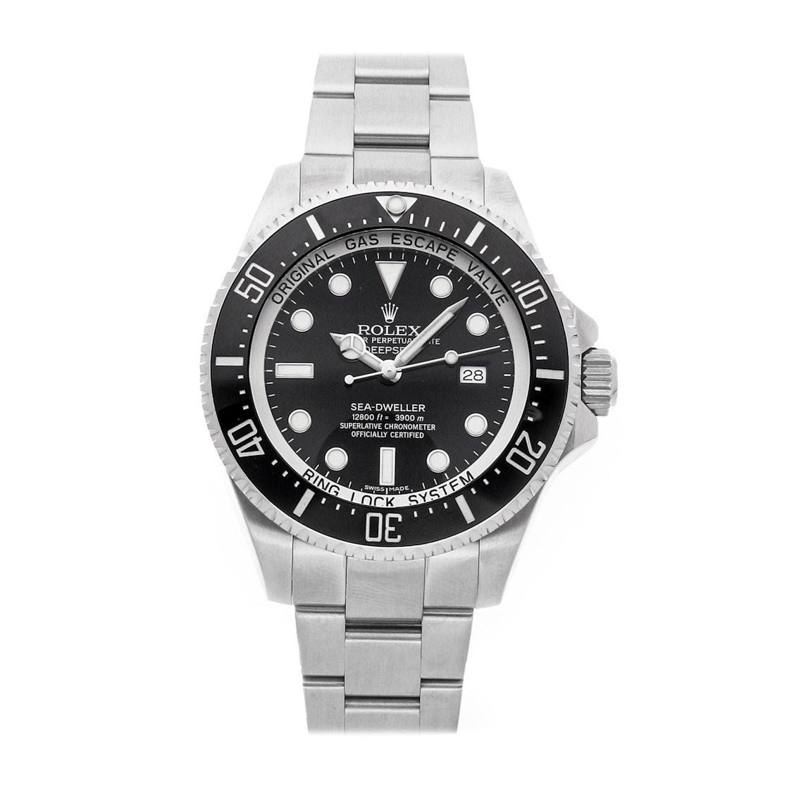 Rolex Sea-Dweller Deepsea 116660