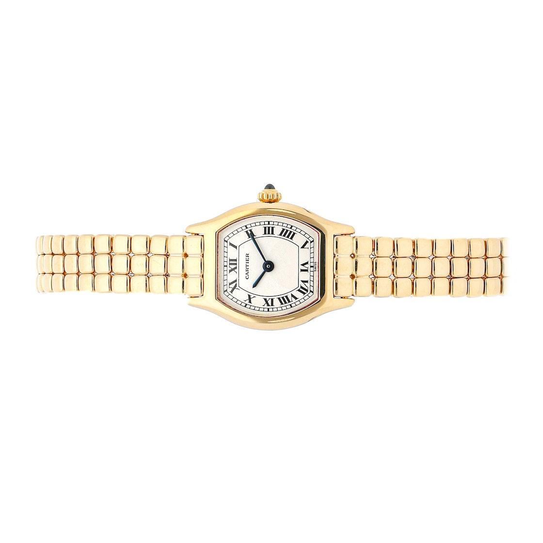 Cartier Tortue Small 847253A6
