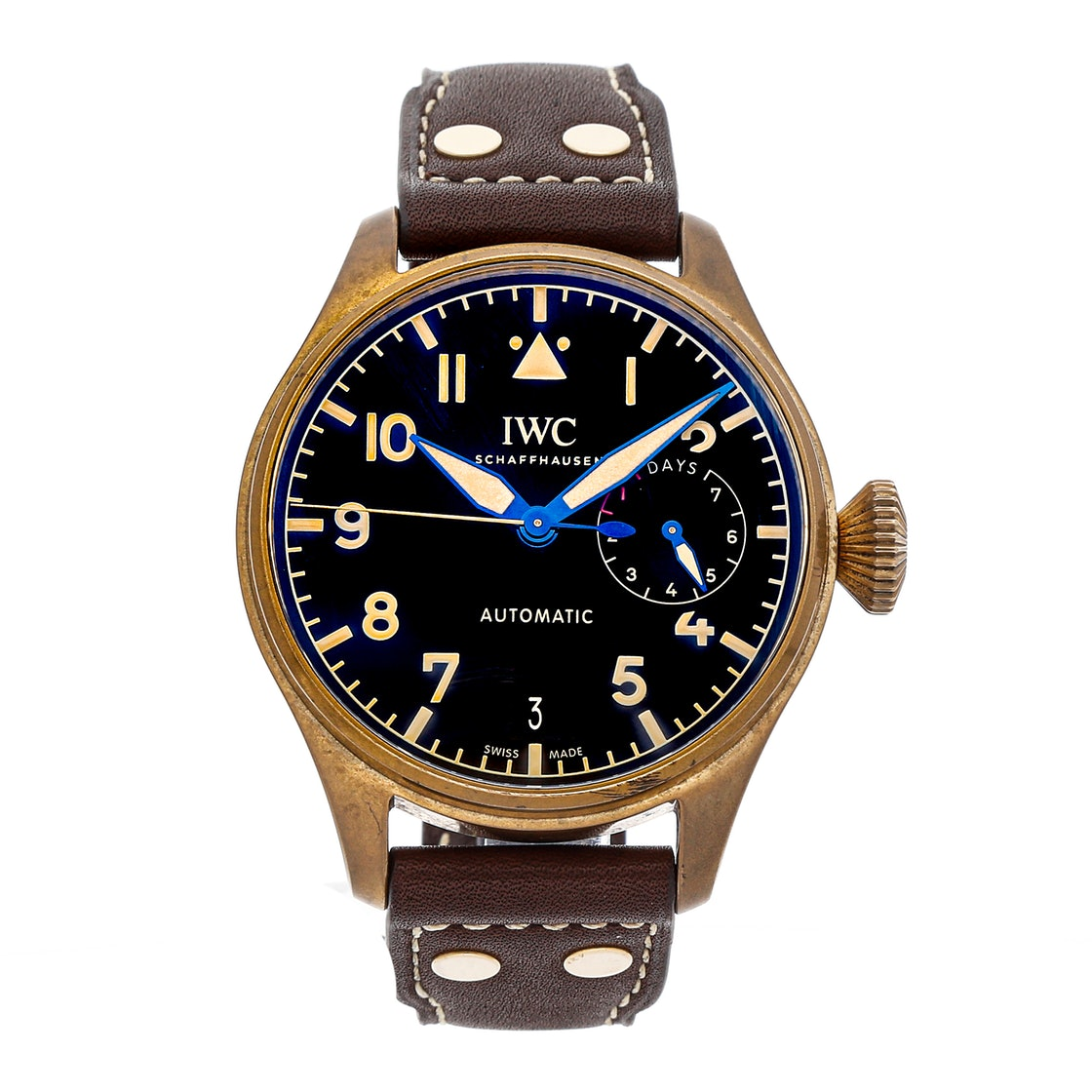 IWC Big Pilot's Watch Heritage Limited Edition IW5010-05