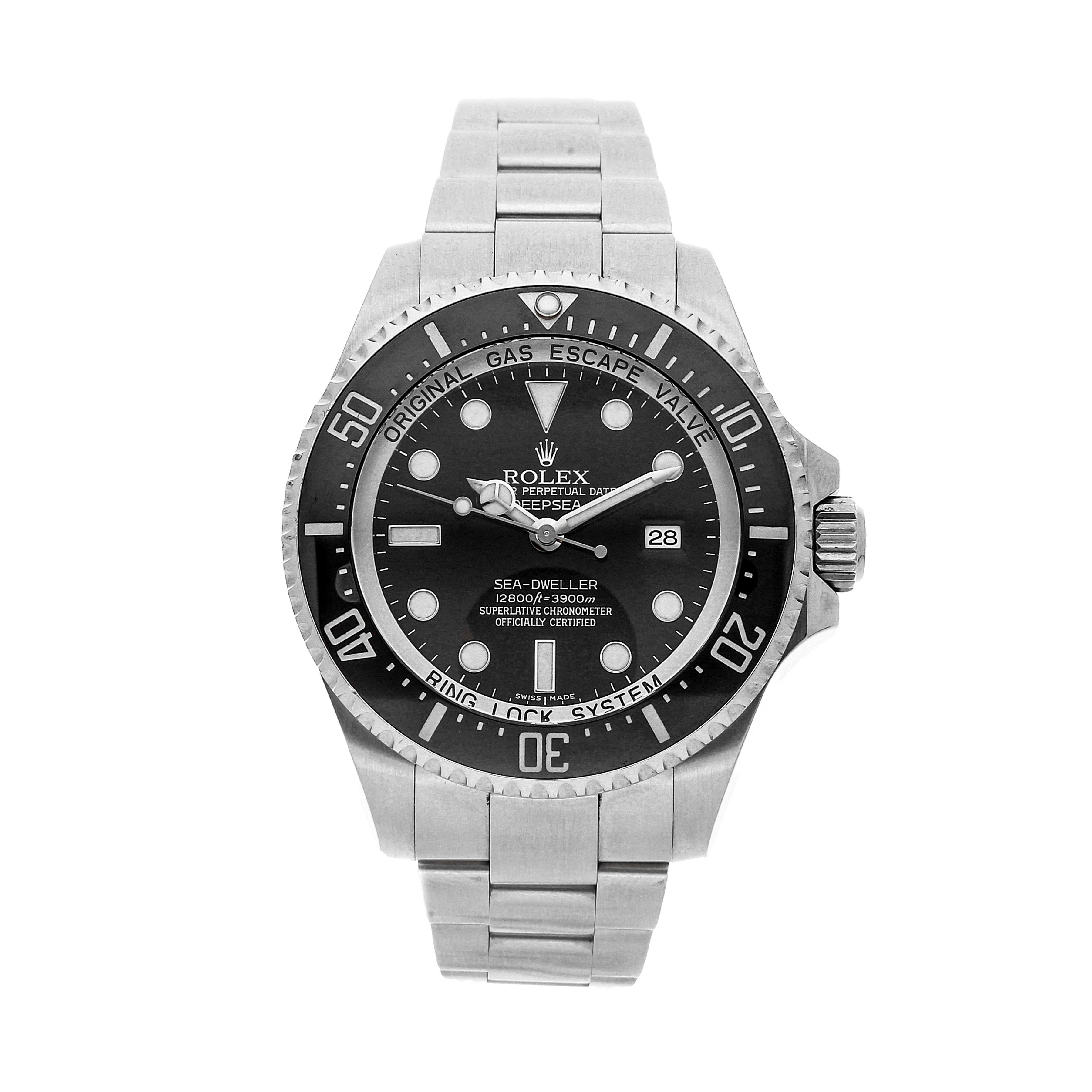 Rolex Sea,Dweller 116660