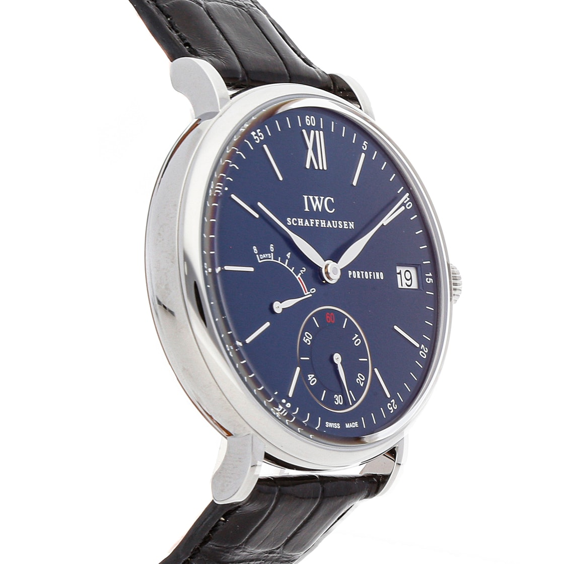IWC Portofino Hand-Wound Eight Days IW5101-06