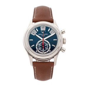 Patek Philippe Complications Annual Calendar Flyback Chronograph 5960/01G-001