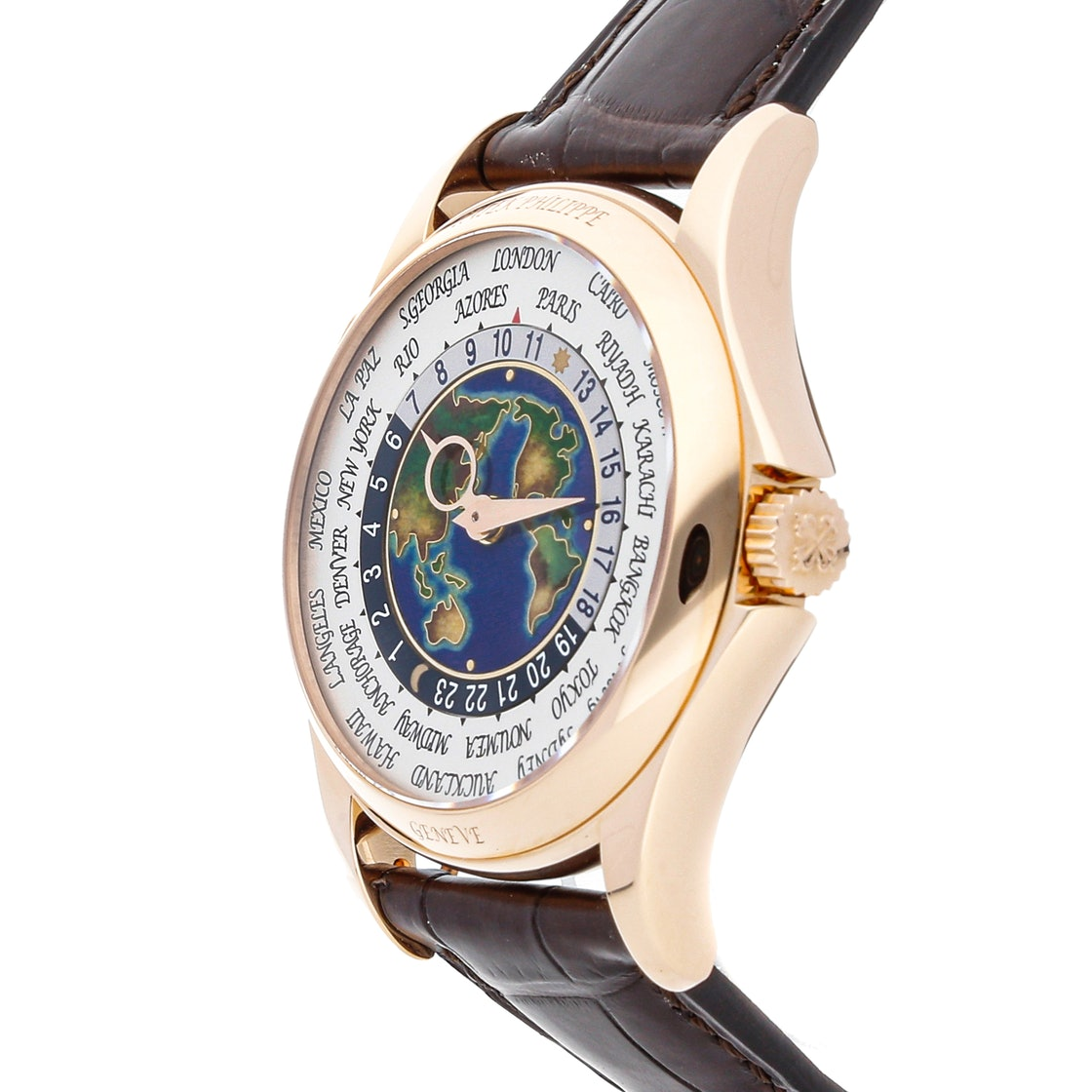 Patek Philippe Complications World Time 5131R-001