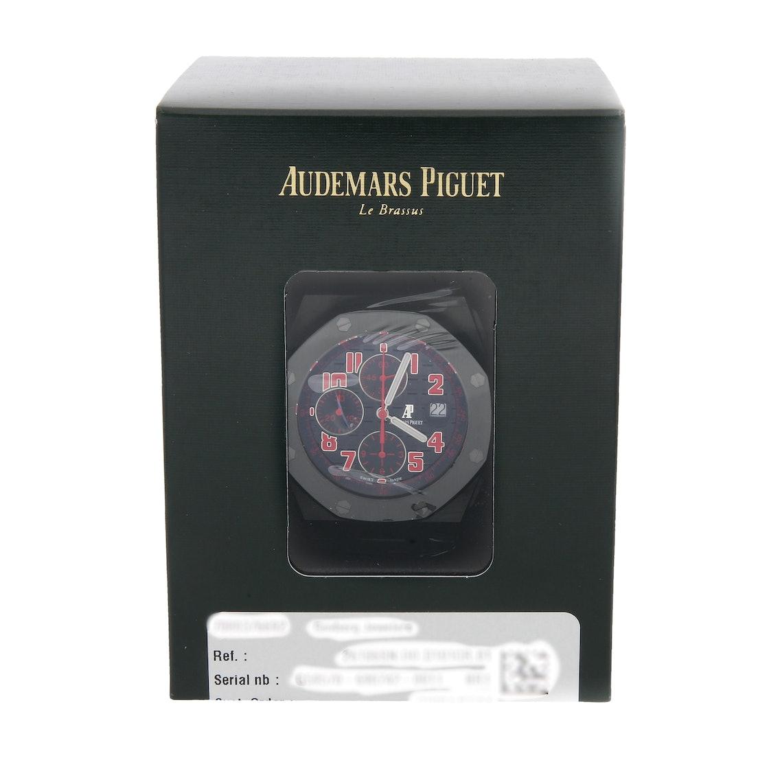 """Audemars Piguet Royal Oak Offshore """"Las Vegas Strip"""" Limited Edition 26186SN.OO.D101CR.01"""