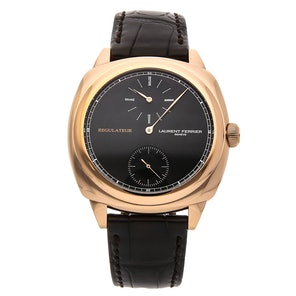 Laurent Ferrier Galet Square Regulateur LCF033.R5.3NG1.1