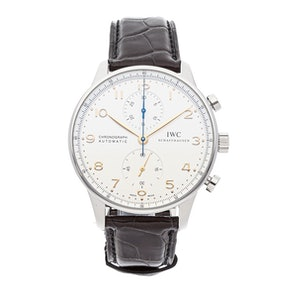 IWC Portugieser Chronograph IW3714-45