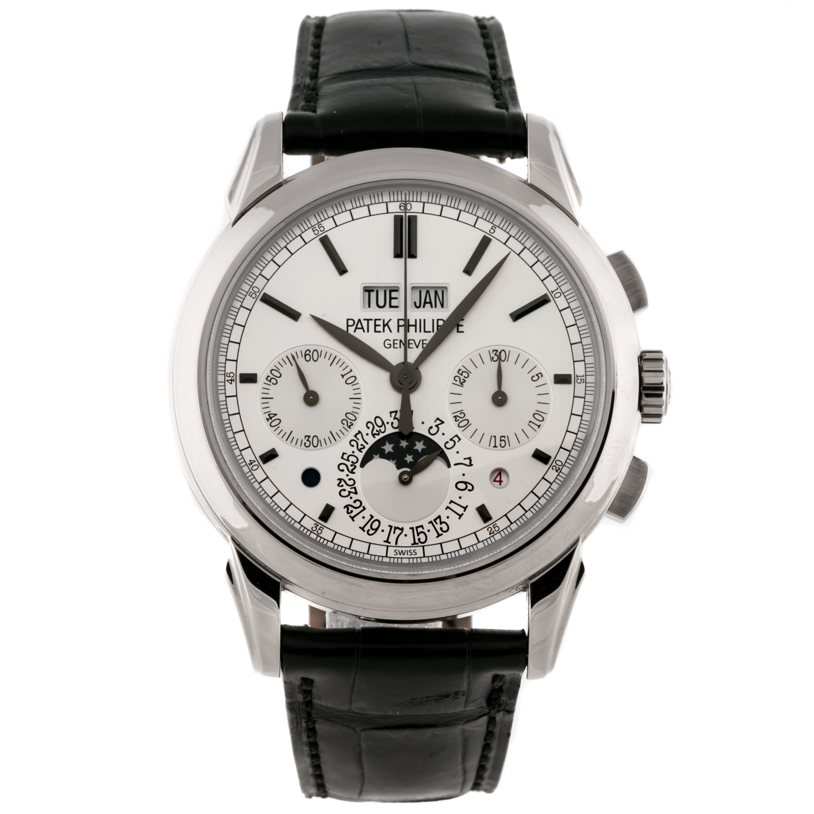 Patek Philippe Grand Complications Perpetual Calendar Chronograph 5270G-001
