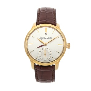 H. Moser & Cie Endeavour Dual Time 1346-0101