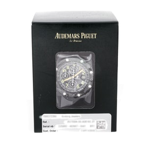 "Audemars Piguet Royal Oak Offshore Chronograph ""End of Days"" Limited Edition 25770SN.O.0001KE.01"
