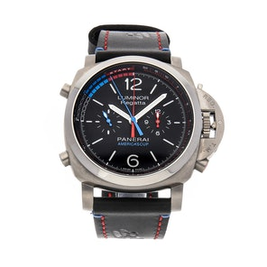 Panerai Luminor 1950 Regatta Oracle Team USA 3-Days Flyback Chronograph Limited Edition PAM 726