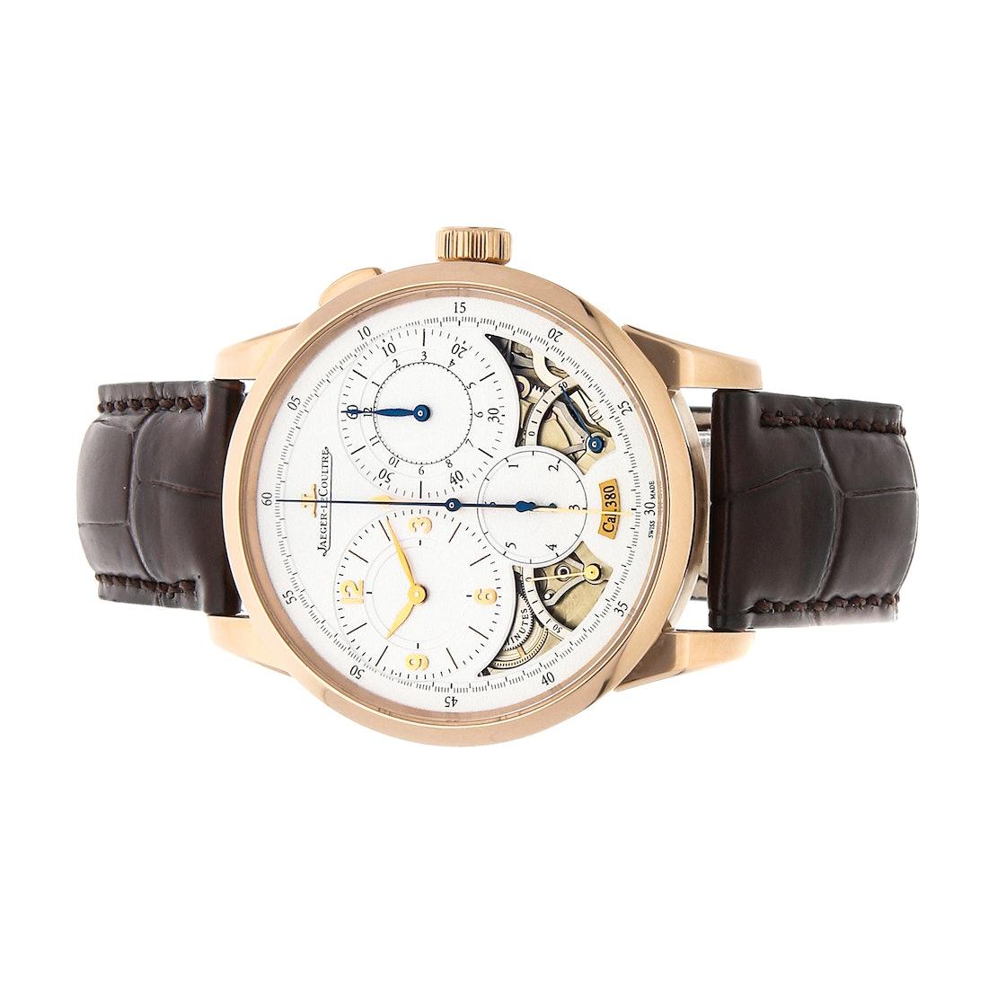 Jaeger-LeCoultre Duometre Chronograph Q6012521