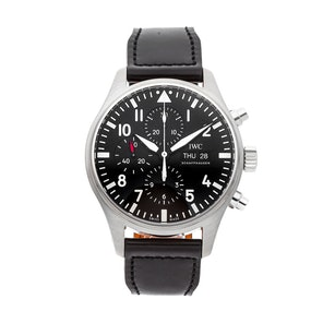 IWC Pilot's Watch Chronograph IW3777-09