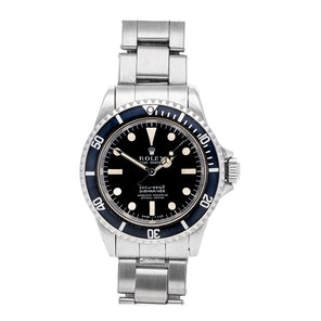 "Rolex Submariner Vintage ""No Date"" 5512"