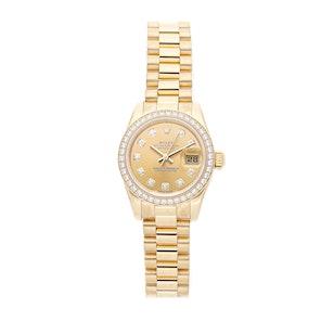 Rolex Datejust 179138