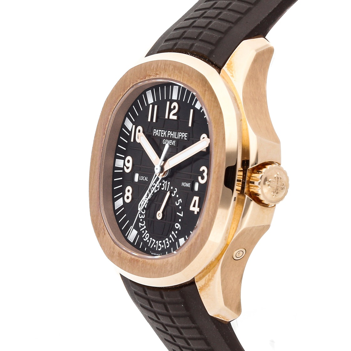 Patek Philippe Aquanaut Dual Time 5164R-001