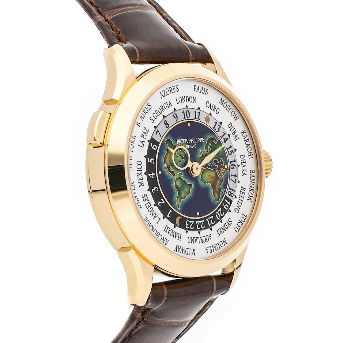 Patek Philippe Complications World Time 5231J-001