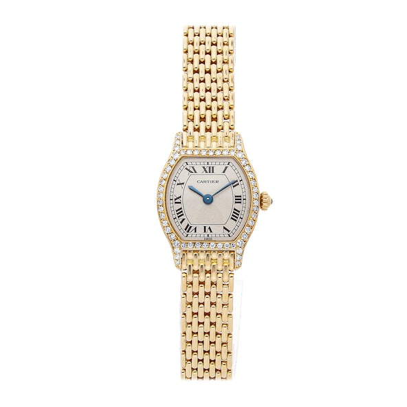 Cartier Vintage Tortue Small 82530177