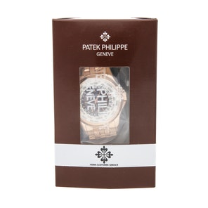 Patek Philippe Complications World Time 5130/1R-001