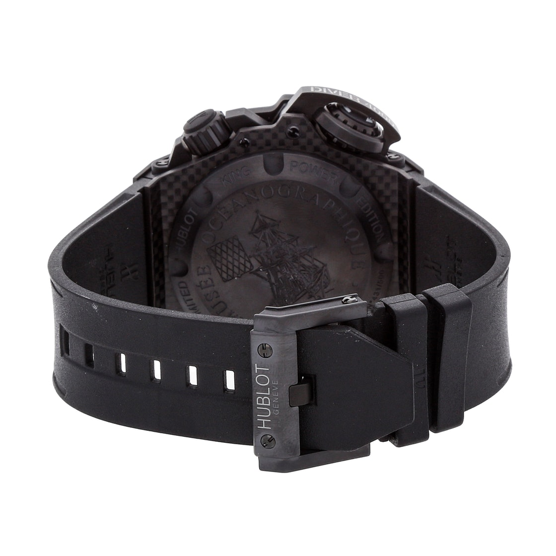 Hublot King Power Oceanographic 4000 Limited Edition 731.QX.1140.RX