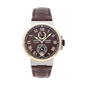 Ulysse Nardin Marine Chronometer Manufacture 1185-126/45