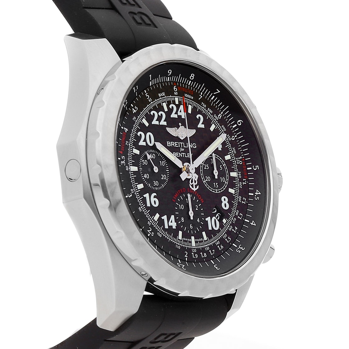 Breitling Bentley Watches >> Breitling Bentley 24 Hour Limited Edition Ab022022 Bc84